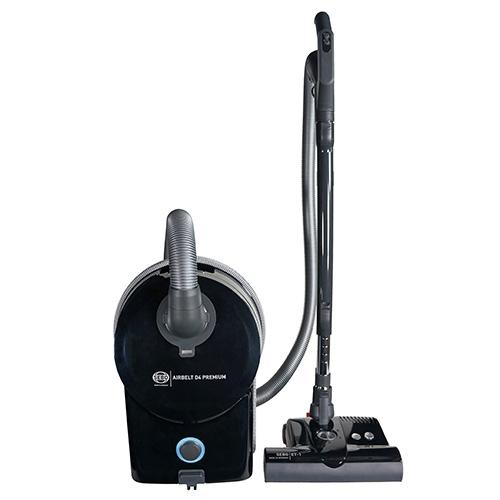 Airbelt D4 Premium in Onyx - SEBO Canada vacuum cleaners