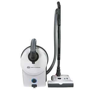 Airbelt D4 Premium White - SEBO Canada vacuum cleaners