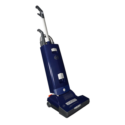 Automatic X8 Blue Angled - SEBO Canada upright vacuum cleaners