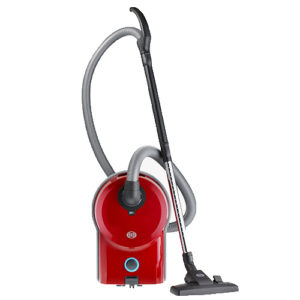 Airbelt D4 Red - SEBO Canada canister vacuum cleaners