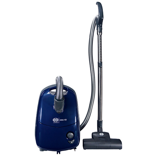 Airbelt E2 Turbo Dark Blue - SEBO Canada canister vacuum cleaners