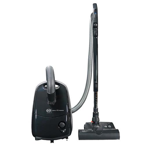 Airbelt E3 Premium Graphite - SEBO Canada canister vacuum cleaners