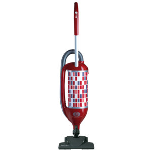 Felix 4 Kombi Rosso Red - SEBO Canada upright vacuum cleaners