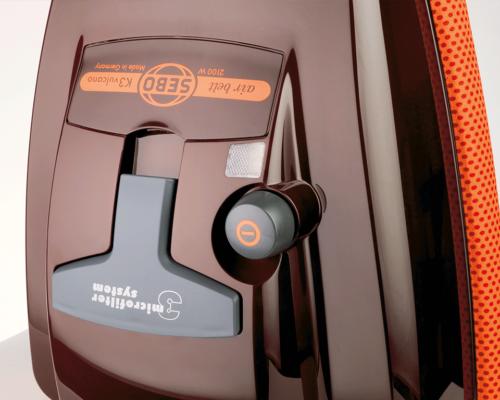 Airbelt K3 Premium Lava - SEBO Canada vacuum cleaners