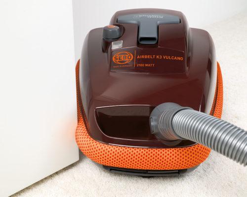 Airbelt K3 Vulcano Premium Lava - SEBO Canada vacuum cleaners