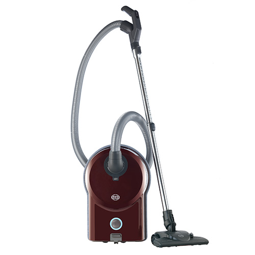Airbelt D4 700 Black Cherry Lava - SEBO Canada canister vacuum cleaners