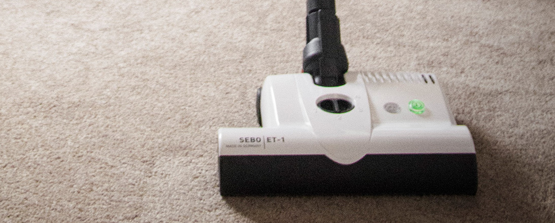 SEBO Canada vacuums - ET power head