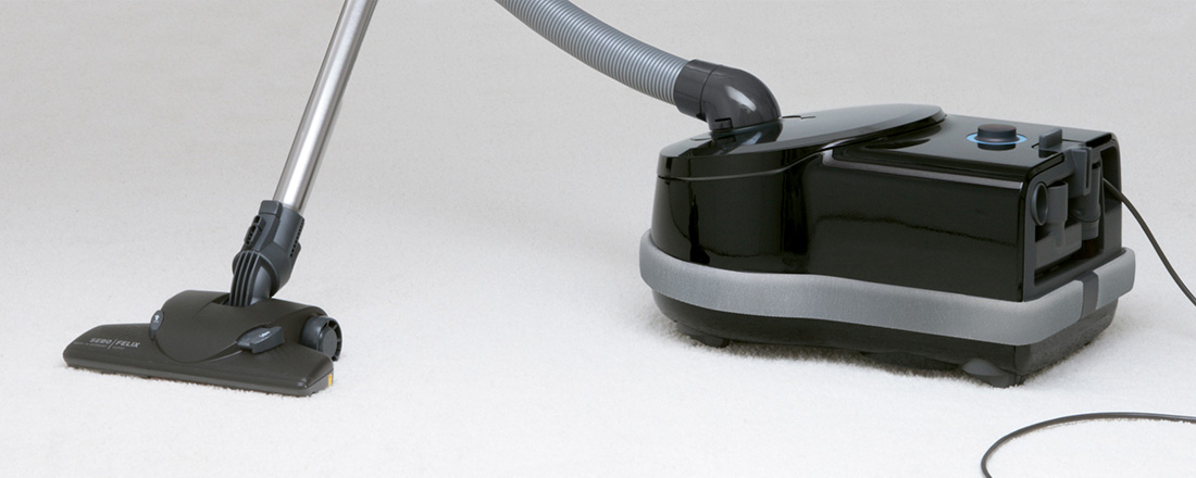 D-Series Canister Vacuum