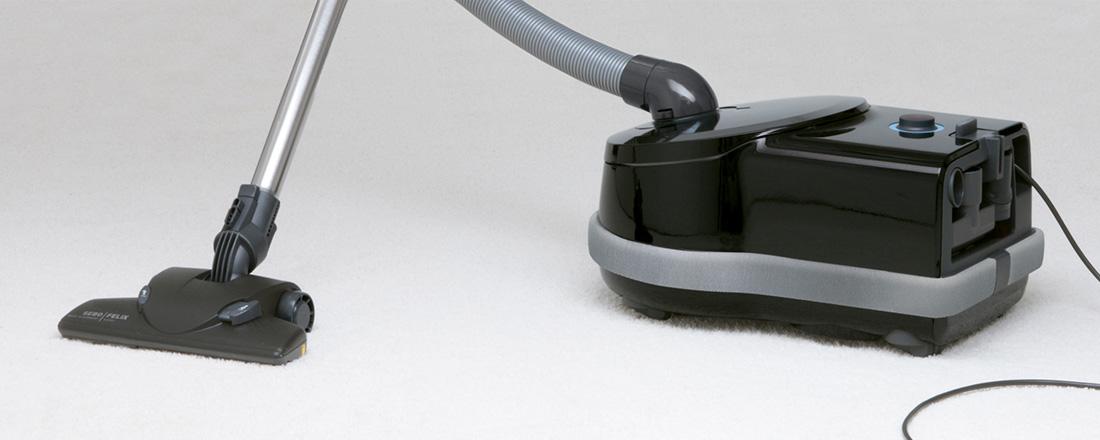 D-Series Canister Vacuum SEBO Canada